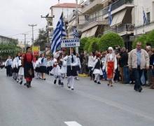 Παρέλαση 25 Μαρτίου 2016